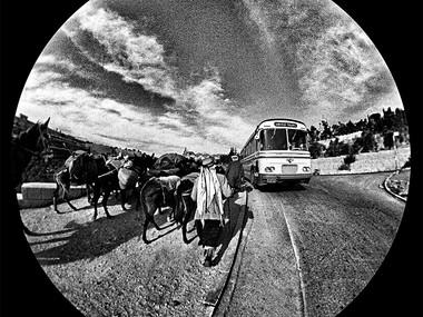 Crossing Time (Jerusalem,1972)
