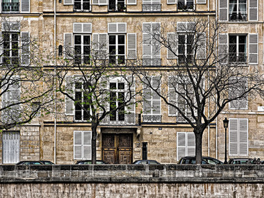 Urban Texture (Paris, 2010)