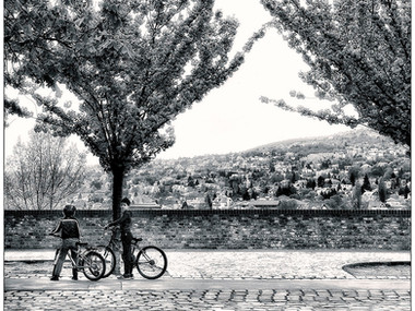 Spring Ride (Budapest, 2020)