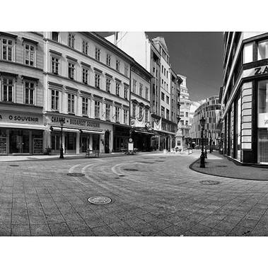 Kristof Square (Budapest,2020)