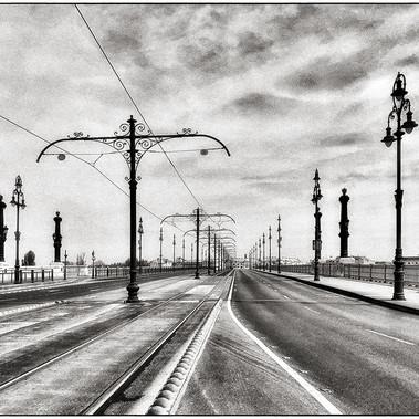 Margit Bridge (Budapest, 2020)