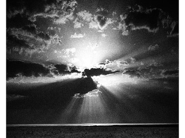 Sunset Over Sharm El-Sheikh (Egypt,1968)