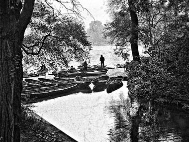 Boathouse (London,1984)