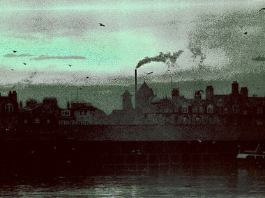 Harbor Twilight (Aberdeen, 1973)