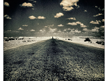 Desert Road (Israel,1968)