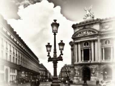 Rue Auber (Paris, 1972)