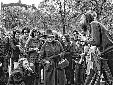 In a Manner of Articulation (London, 1972)