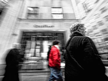 Rhythm I (New York, 2008)