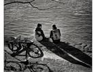 Biking the Riverwalk (Budapest, 2020)