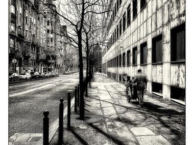 Street Scene No. XXI (Budapest, 2020)