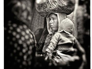 Mother and Child (Jerusalem,1968)