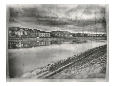 Duna, View XIII (Budapest, 2021)