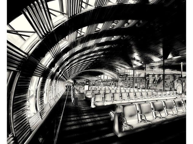 Concourse (Paris, 2019)