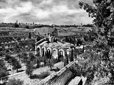Vista No.II (Jerusalem,1968)