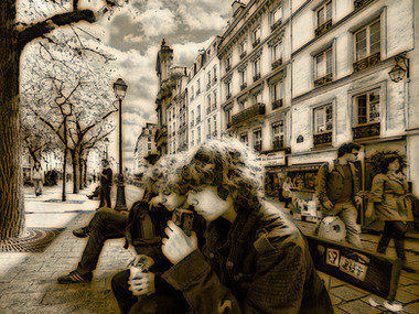 Young Lovers (Paris, 2010)
