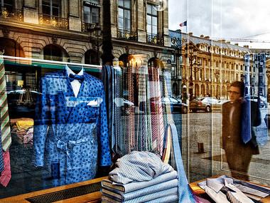 Walking the Couture (Paris, 2010)