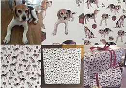 custome made pet dog pattern