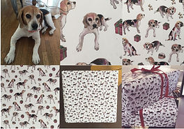custome made pet dog pattern