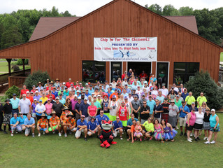 3rd Annual Chip in for the Clements Event