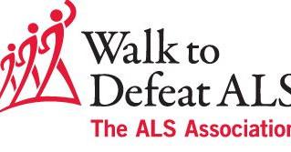 Promoting the 2017 ALS Association Walk