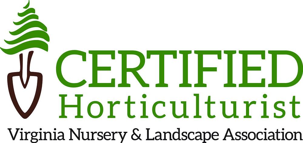 Certified Horticulturist