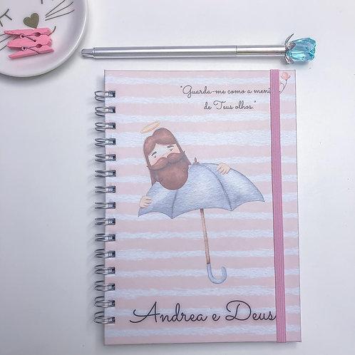 Caderno Eu e Deus