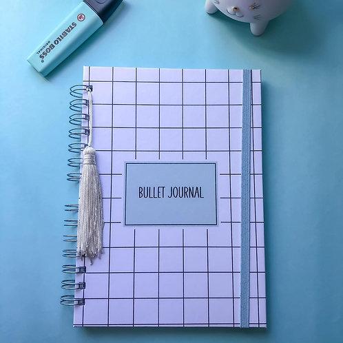 Caderno para Bullet Jornal