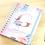 Thumbnail: Planner financeiro floral