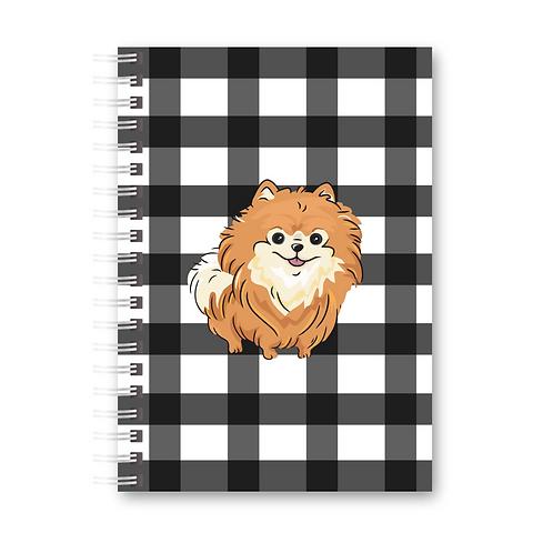 Caderno Pautado Lulu