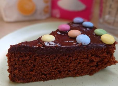 La recette du moelleux au chocolat de Maman Poulpe !