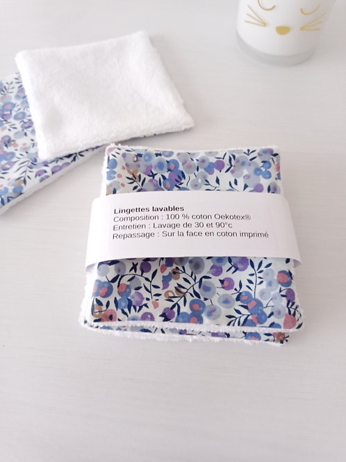 Lingettes Liberty Wiltshire