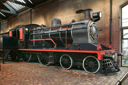 Pakistan Railways locomotive - Science Museum Group Collection - C The Board of Trustees of the Scie