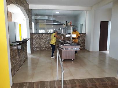 Restaurante Self Service em São Sebastião, Brasilia, DF