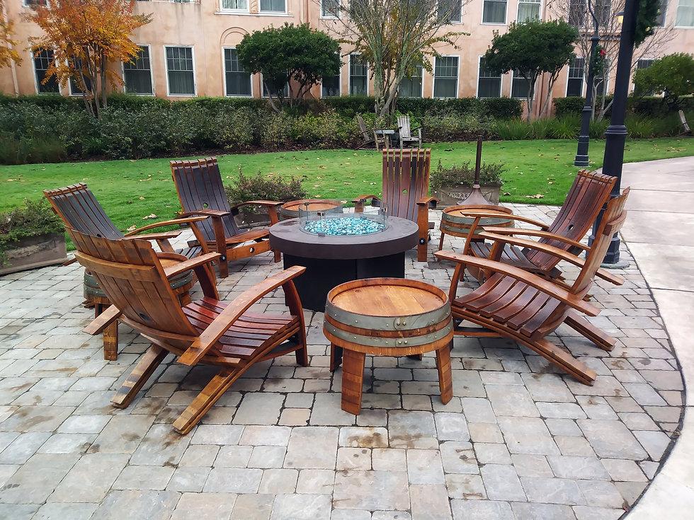 GG.fairmont adirondack chairs & tables.j