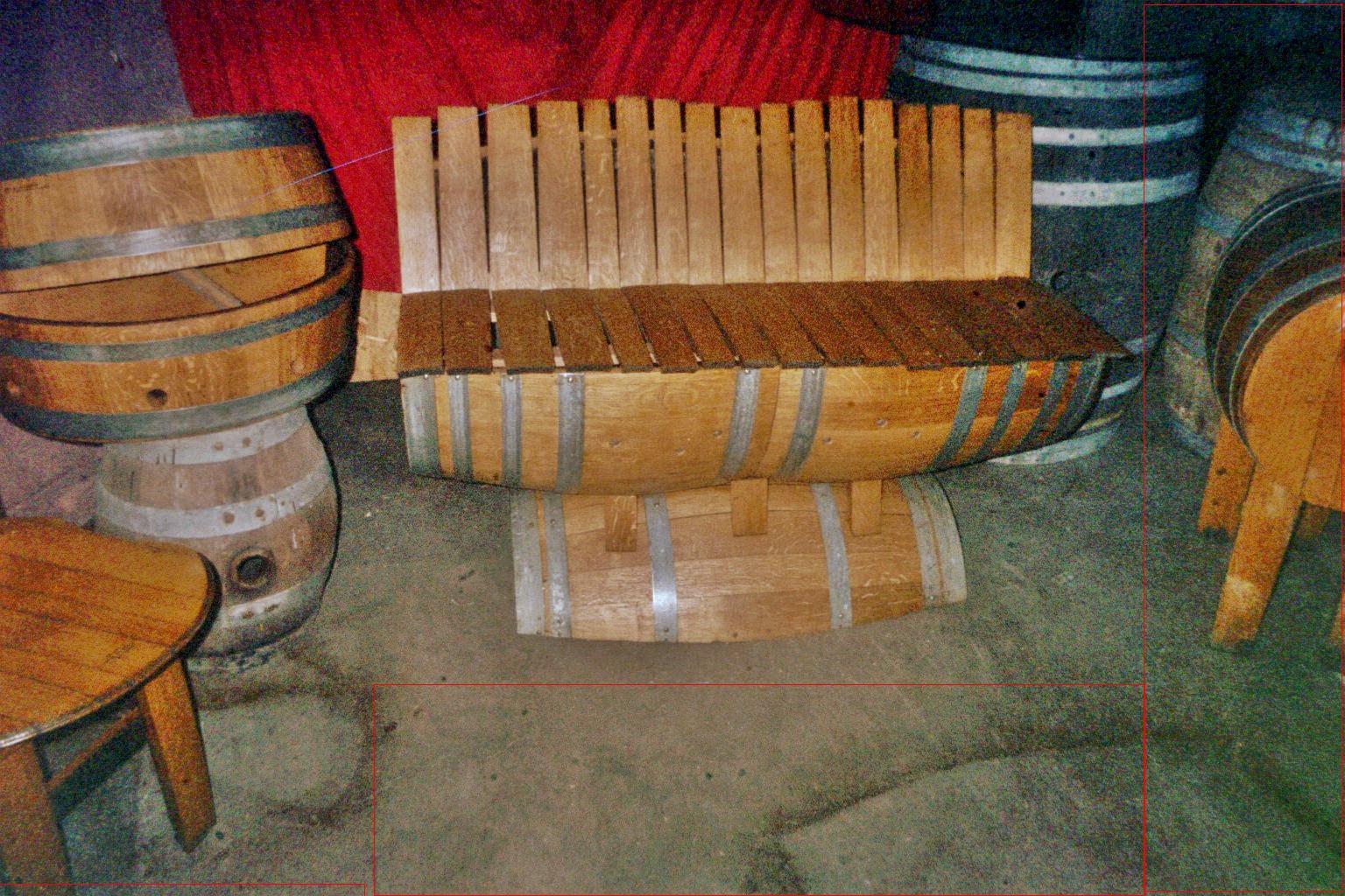 opening Storage bench $1200