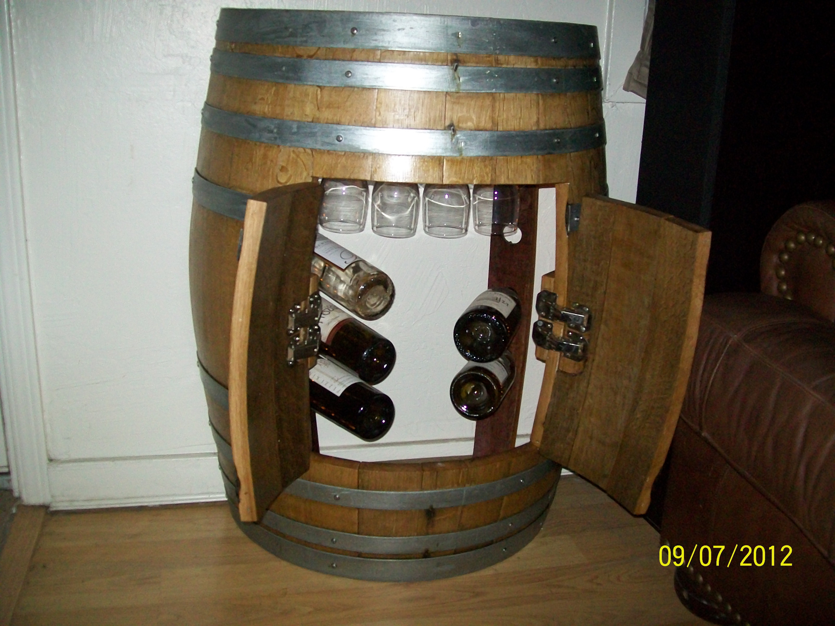 Opening Barrel Wine Bar