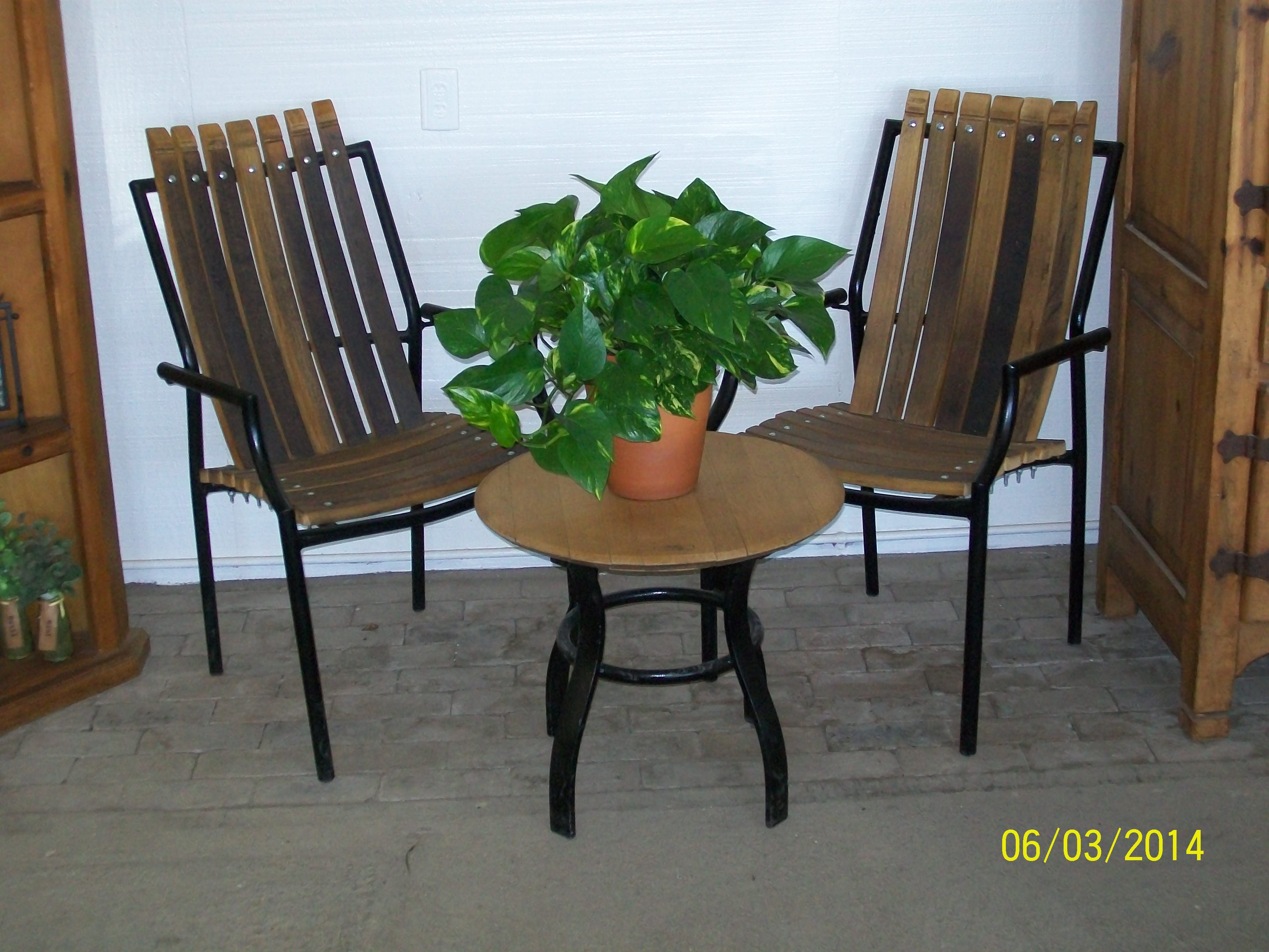 G patio chairs & Table style3.JPG