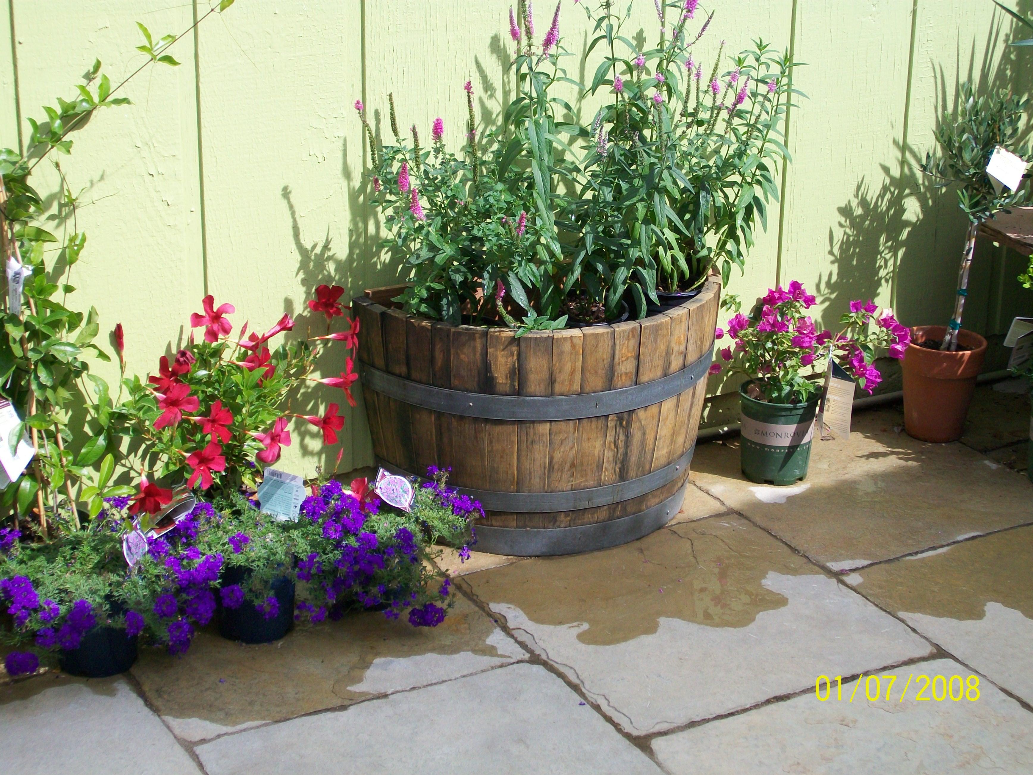 Hlf.Wall Planter