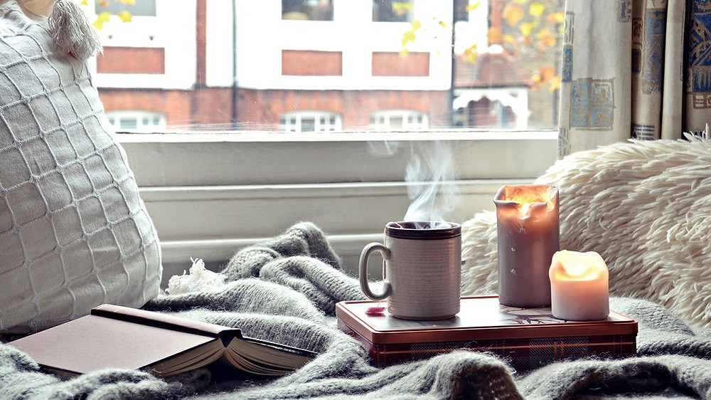 Pohodová atmosféra v pohodlí domova