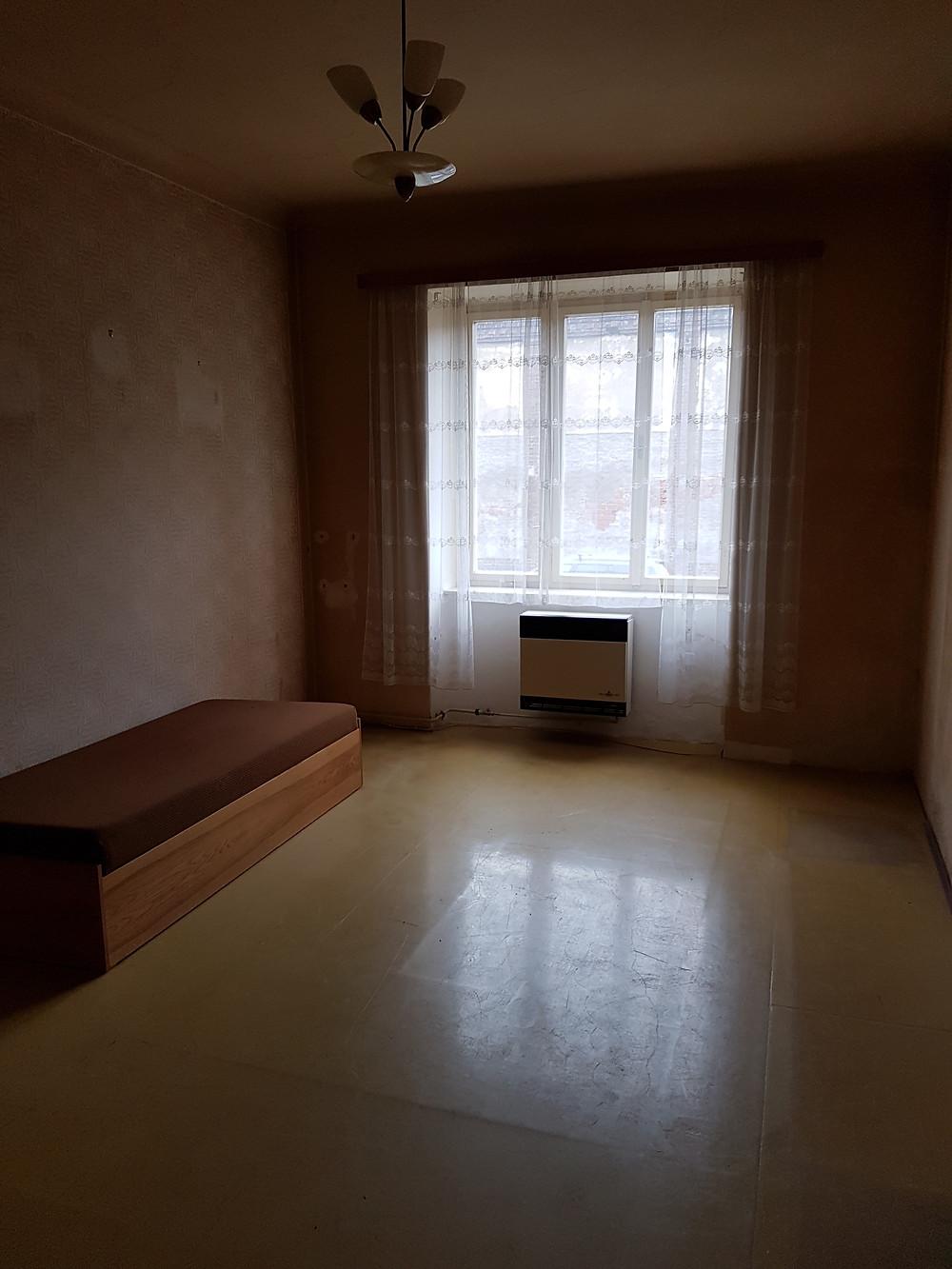 Stav bytu před rekonstrukcí
