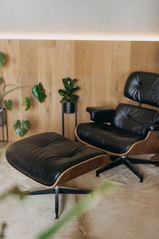lounge křeslo