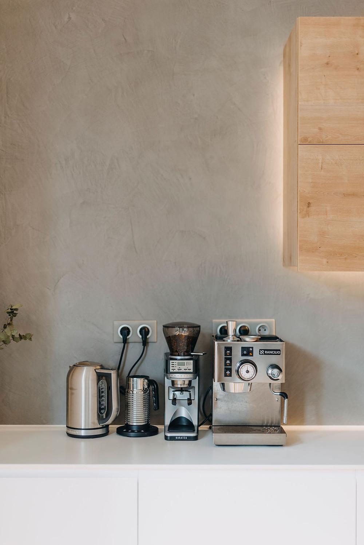 kávový koutek