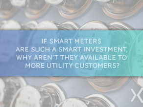 Why Aren't Smart Meters Available to More Utility Customers?