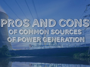 Broker eXcelerate Series: Coal, Nuclear and Renewables - Pros and Cons of Power Generation