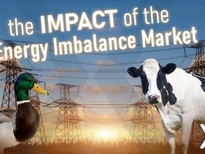 Broker eXcelerate Series: The Western Grid's Energy Imbalance Market