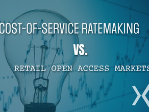 Broker eXcelerate Series: Cost-of-Service Vs. Retail Open Access Markets