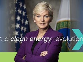 New Secretary of Energy Jennifer Granholm's Priorities: In Her Own Words
