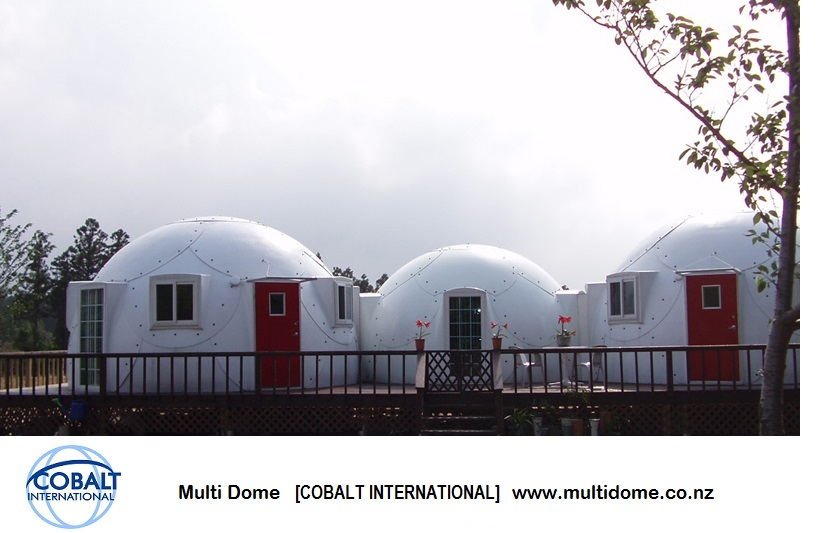 Cobalt International Multi Dome 6