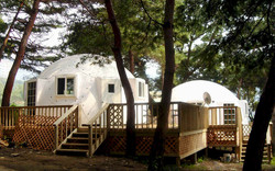Lodge Multidomes