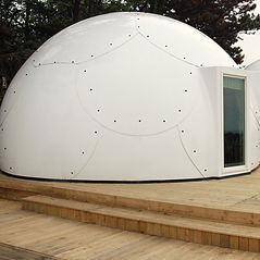 Cobalt International Multi Dome House